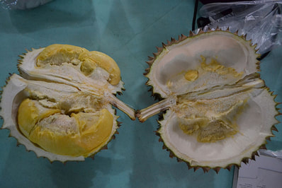 durian, Davao City